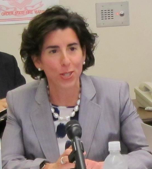 Gina Raimondo - Raimondo in 2012