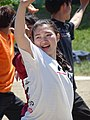 Girl in Dance Troupe - Otaru - Hokkaido - Japan (47984519191).jpg