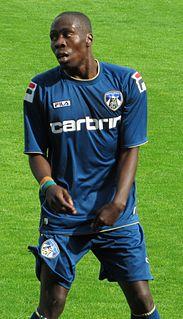 Glenn Belezika English footballer