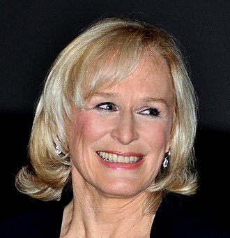 Glenn Close - Close at an Albert Nobbs premiere in France, 2012