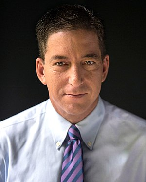 Glenn Greenwald - Greenwald in 2014
