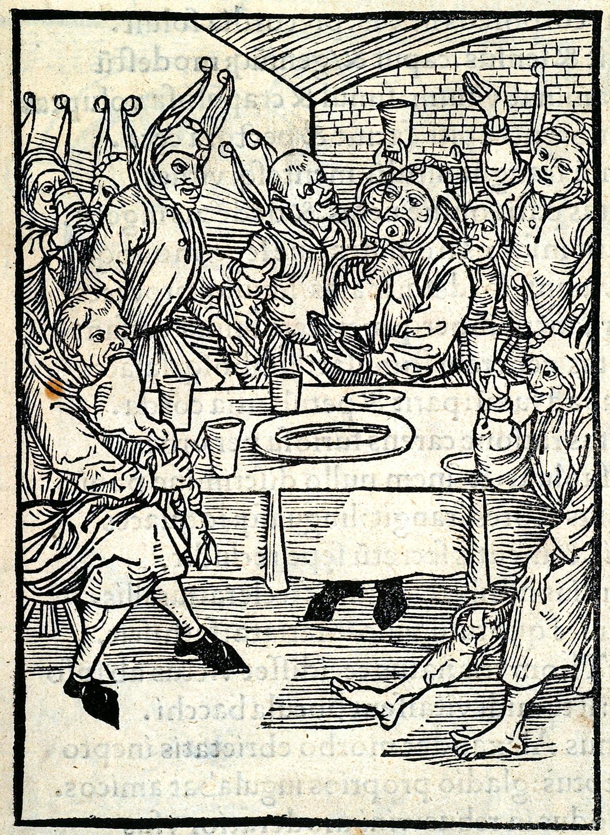 Gluttony - Wikipedia