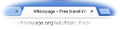 Google Chome Tab Wikivoyage without Favicon.png