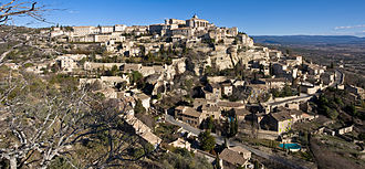 Village perché - Gordes