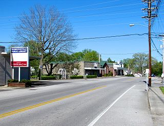 Gordonsville, Tennessee Town in Tennessee, United States