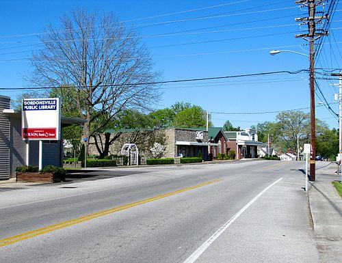 Gordonsville mailbbox