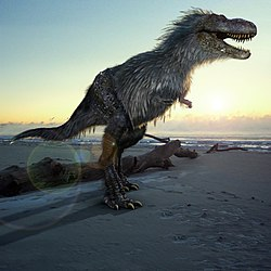 Gorgosaurus by johnson mortimer-da6heas.jpg