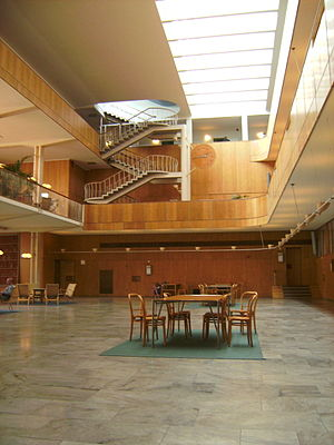 Gunnar Asplund - Image: Gothenburg's city hall