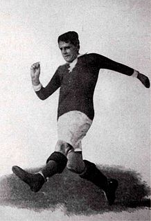 Gottfried Fuchs German footballer