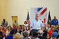 Governor of Florida Jeb Bush at TurboCam, Barrington, NH on August 12th by Michael Vadon.jpg