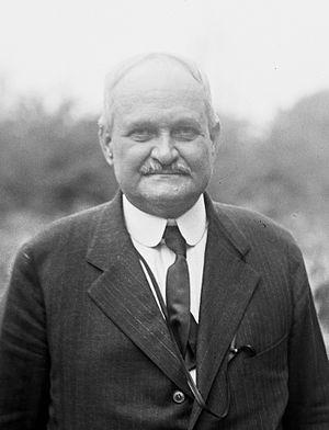 Westmoreland Davis - Westmoreland Davis in 1921