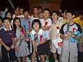 Graduation ceremony in a elementary school 04.jpg