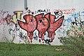 Graffiti. Okolice parku Czechowickiego. - panoramio.jpg