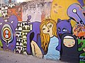 Graffiti Barcelona Sant Andreu.JPG