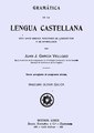 Gramatica de la lengua castellana - Juan J. Garcia Velloso.pdf