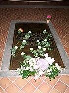 Grave of Johann Sebastian Bach