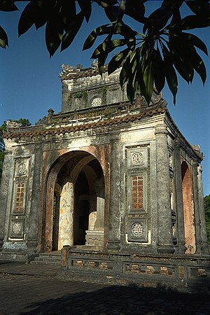 Tự Đức - Tomb of Emperor Tự Đức