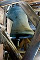 Great Bell of the southern tower of Notre Dame, Paris 13 September 2010.jpg