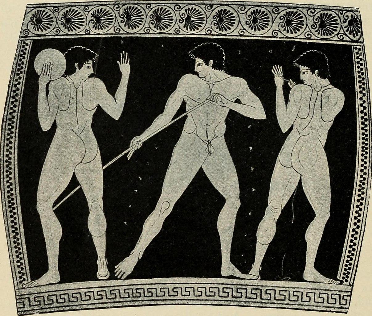 Resultado de imagen de pentathlon greek