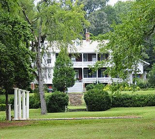 Green River Plantation United States historic place