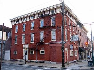 Fishtown, Philadelphia - Green Tree Tavern