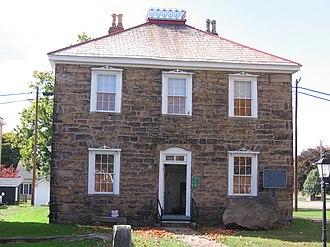 William Holmes McGuffey - Greersburg Academy