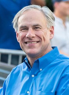 Greg Abbott 48th Governor of Texas