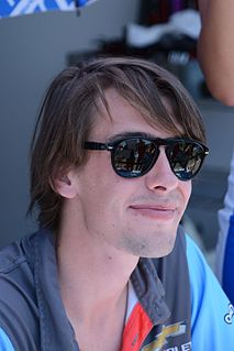 Grégoire Demoustier French racing driver