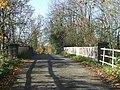 Greyhound Lane, Lower Penn - geograph.org.uk - 281068.jpg