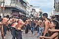Grief of yore and gore-Muharram procession in Hyderabad. 01.jpg