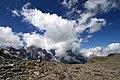 Gruppo dell'Ortles visto dai paraggi del Rifugio Madriccio-Madritsch Hütte (m. 2817 s.l.m.) - panoramio.jpg