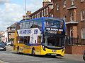 Guild Street, Stratford-upon-Avon - The Bard's Bus - X20 (26576018786).jpg
