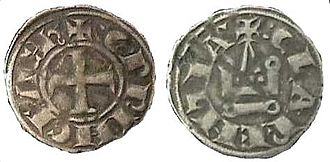 William of Villehardouin - Image: Guillaume II de Villehardouin coin