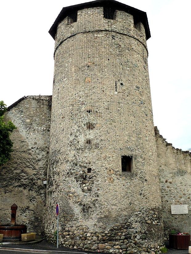 Monument historique à Guillestre