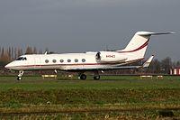 N494EC - GLF4 - Nordwind Airlines