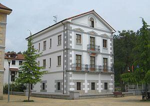 Guriezo - Town hall of Guriezo