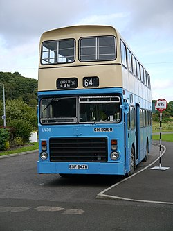 Guy Victory At The Scottish Vintage Bus Museum - geograph.org.uk - 3119166.jpg