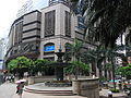 HK 上環 Sheung Wan 中遠大廈 Cosco Tower n Grand Millennium Plaza garden n COSCO Tower June-2012.JPG