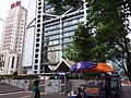 HK 中環 Central 遮打道 Chater Road Statue Square July 2019 SSG 01.jpg