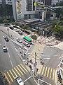HK 堅尼地城 Kennedy Town Municipal Services Building view 士美菲路 Smithfield 觀龍樓 Kwun Lung Lau October 2019 SS2 02.jpg