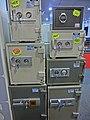 HK 銅鑼灣 CWB 維園 Victoria Park HKBPE 工展會 Hong Kong Brands and Products Expo 夾萬 Safes strongbox coffer Dec-2013.JPG