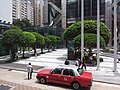 HK Bus 101 view 中環 皇后大道中 Queen's Road Central August 2018 SSG 02.jpg