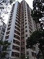 HK Sheung Wan Pound Lane TWGH 東暉花園 Tung Fai Garden Fook Chak House Aug-2010.JPG