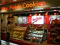 HK Wan Chai MTR Station Mrs Fields Cookies 1.JPG