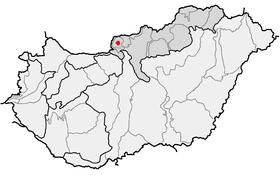 magyarország térkép börzsöny Központi Börzsöny – Wikipédia magyarország térkép börzsöny