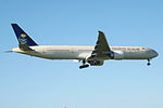 HZ-AK18 Boeing 777 Saudi (14622583920).jpg