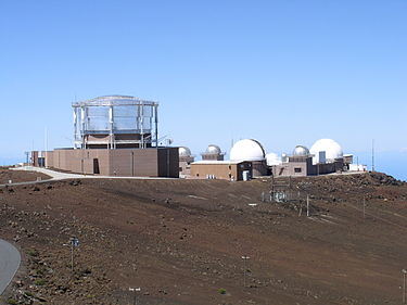 The Space Surveillance Systems Haleakala telescopes.jpg