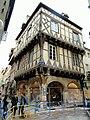 Half-timbered house - Chalon-sur-Saône - DSC06151.jpg