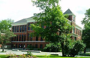 Halifax Grammar School - The Halifax Grammar School - Tower Road Campus