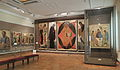 Hall N59 (icons) Tretyakov gallery - Rublev 02 by shakko.jpg